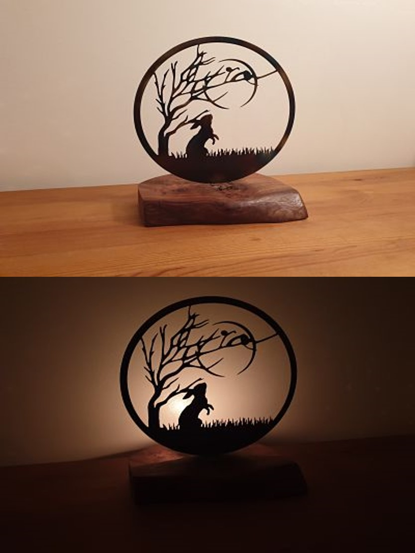 Online Shop - Tea-Light Holders - Dawn Caley - Westfield Metalcrafts