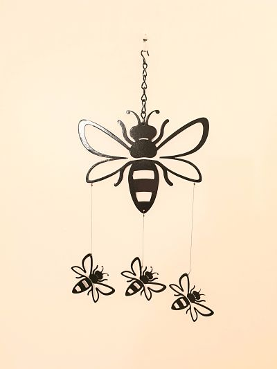 Wind Chimes - Classic Bee - Dawn Caley - Westfield Metalcrafts