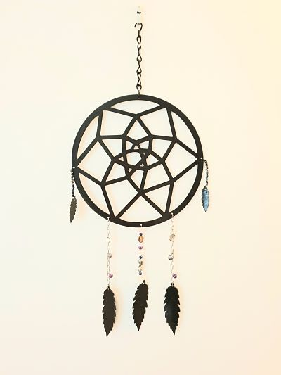 Wind Chimes - Dream Catcher - Dawn Caley - Westfield Metalcrafts